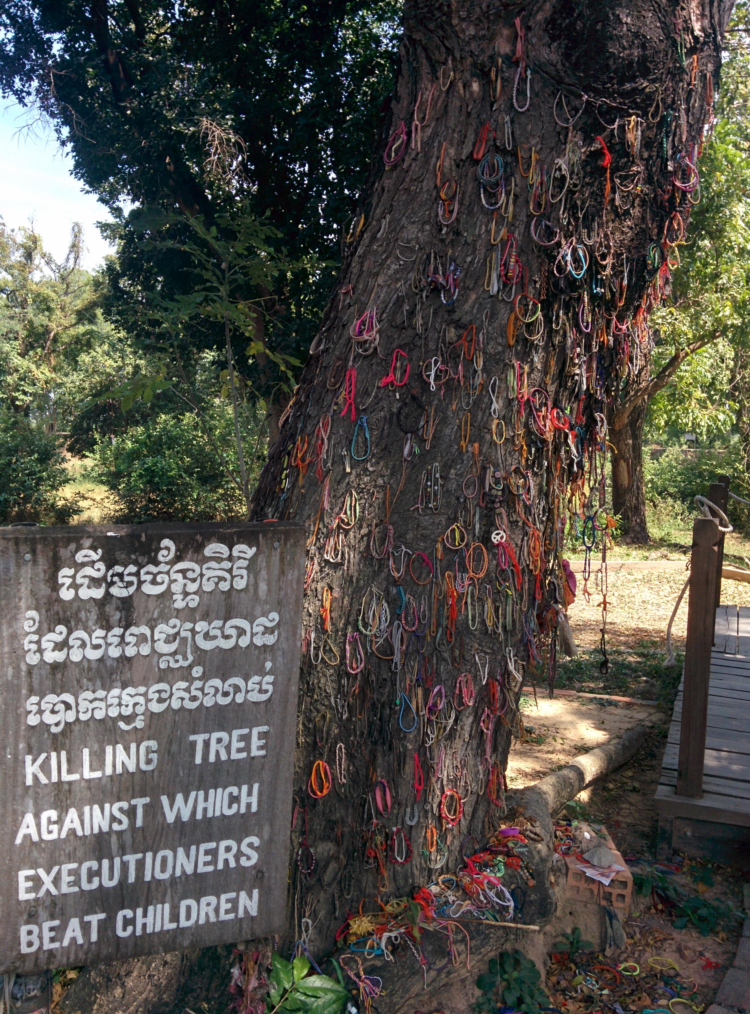 Killing Fields Kambodscha